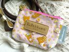 San-X Rilakkuma Relax Bear Coin Bag Purse Wallet Pouch 2 color choices