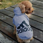 Small Dog Coat Clothes Pet Puppy Hoodie Sweater Costumes Cute Size S M L XL XXL