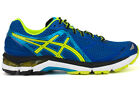 Asics GT-2000 3 T500N 4207 New Mens Blue Flash Yellow Atomic Blue Running Shoes
