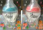 "TOMMEE TIPPEE CLOSER TO NATURE ""GINGERBREAD""  DECORATED BOTTLE   260ML 0-3M"