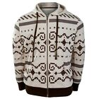 big lebowski sweater - Big Lebowski - Sweater Zip Costume Mens Hoodie - Ivory Off