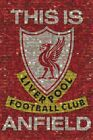 New This Is Anfield Liverpool FC Photomosaic Poster