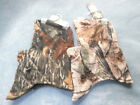 Hot Shot Fleece Headcover Realtree AP & Mossy Oak Camo - Hunting Fishing Hiking