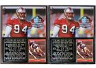 Charles Haley 2015 Pro Football Hall of Fame Photo Plaque San Francisco 49ers $26.95 USD