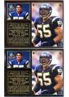 Junior Seau #55 Pro Football Hall of Fame Photo Plaque San Diego Chargers $27.95 USD on eBay