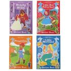 Classic Tales Character STICKER BOOKS {Alligator} (Creative/Book/Kids/Gift)