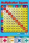 New Multiplication Square Times Tables Mini Poster