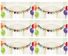 Age BIRTHDAY FOIL LETTER BANNERS {Amscan} (Party/Celebration/Decoration)