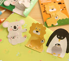 Cute Animal Lion Bear Adhesive Sticky Notes Memo Pad Label Kids Party Bags