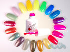 15 ml Exclusive SYSTER for Nail Art Soak Off Color UV Gel Polish 2nd Series