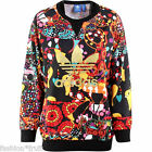 Adidas Originals FARM Womens Maracatu Sweatshirt New Jumper L UK16 EU42 US12