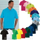 Russell, Men´s Classic Cotton Polo, Herren Polo Shirt Größe XS - 4XL