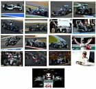 Lewis Hamilton - Formula One 2015 - A1/A2/A3 Poster Print Selection #1