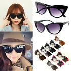 New Womens Classic Eyewear Cat-Eye Designer Fashion Shades Frame Sunglasses