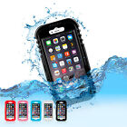 """Waterproof Shockproof Underwater Dust Tough Case Cover For Apple iPhone 6 4.7"""""""