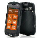 "MANN ZUG3 IP68 Rugged Android 4.0 MSM8225 Quad Core Smartphone 4.0"" Dual SIM GPS"