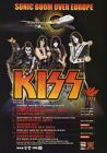 KISS Sonic Boom Over Europe - 2010 UK Tour PHOTO Print POSTER Band Monster 004