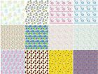 """Gift WRAP Rolls - 30"""" x 5'(feet) - Wrapping Paper - New Baby Shower/Birthday"""