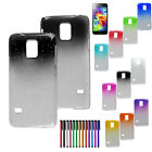 Ultra Slim 3D Clear Raindrop Crystal Hard Case Cover For Samsung Galaxy S5 mini
