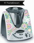 Thermomix Stickers Decal TM31 Front&Back option: PastelDream