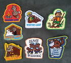 Canada /UK Beaver Wolf Cub Scout Fun Camp Activity Patch Badge for Choice