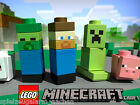 LEGO MINECRAFT 21113 21114 21115 21116 21117 21118 21119 Mine Crafting Dorf