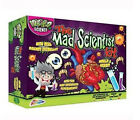 Childrens Mad Scientist Weird Science Kit Fun Experiments Learning Set for Kids