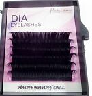 Diamond SILK D curls .10mm Choose Lash Size High Sheen Gloss Eyelash Extension