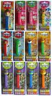 CHARACTER - DISNEY - HELLO KITTY - TMNT - PEZ HEADS (Sweets/Candy Dispenser)