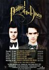 PANIC! AT THE DISCO Vices & Virtues 2011 UK Tour PHOTO Print POSTER Too Weird 06
