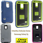 OtterBox Defender Series Case for Samsung Galaxy S5 White Green Grey Black