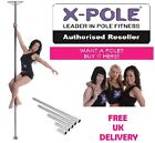 X-Pole Chrome Extensions for the 2015 Version 40mm, 45mm and 50mm Sets