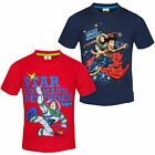 Disney Toy Story Woody Buzz Lightyear Official Gift Boys Kids T-Shirt (RRP£9.99)