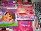 Loot Treat Favor Bags Disney Mickey Princess Scooby Doo Tiana Phineas Sports Bug