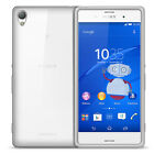 100% CRYSTAL CLEAR GEL CASE TPU COVER FOR NEW SONY XPERIA Z3+