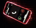Creative Sense Flash Up LED Light Case Cover Protector For Samsung Galaxy S6