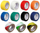 50mm 33m Heavy Duty High Visibility Floor Lane Marking Hazard Warning Tape