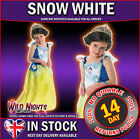 Disney Snow White Costume & Accessory Box Set Age 3-8