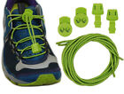 J2X Fitness Elastic Triathlon Running Lock No Tie Shoe Speed Laces