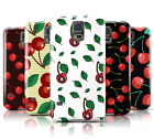 DYEFOR CHERRY PRINT COLLECTION MOBILE PHONE CASE COVER FOR SAMSUNG GALAXY S5 £4.95 GBP on eBay