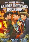 RANGE BUSTERS: SADDLE MOUNTAIN ROUND-UP NEW DVD