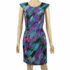 Ladies Smart Summer Dress Size UK 8 10 12 14 16 18 20 22 24 Work Formal Business