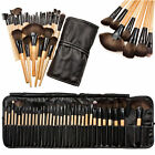 32pcs Professional Make Up Brush Set Foundation Brushes Cosmetic Makeup Brushes