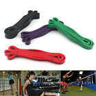 Resistance Band Yoga Abs Pilates Fitness Exercise Workout Loop Crossfit Strength