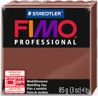 Fimo Professional Polymer Modelling Oven Bake Clay 85g (BUY 5, GET 1 FREE)