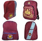OFFICIAL WEST HAM FOOTBALL CLUB - Backpack (Rucksack) School Bag