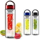 25OZ Infusion Sports Water Bottle Removable Fruit Infuser Fruit Infused Water