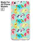 My Little Pony Hard Case Cover for iPhone 6 6S 7 plus Galaxy HTC Xperia LG Nexus