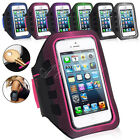 Sports Running Jogging Gym Cycling Case Cover Dot Armband For iPhone 5 5S 5C