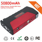 AU Portable 50800mAh Car Vehicle Jump Starter Power Bank Charger Boat 12V 300A